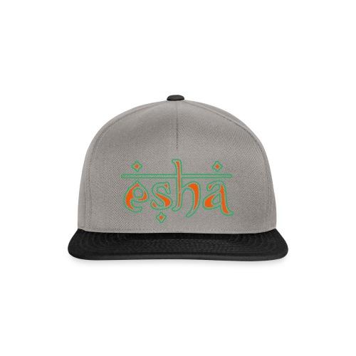 esha logo - Snapback Cap