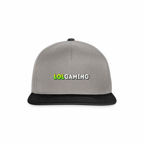 LolGaming - Snapback cap