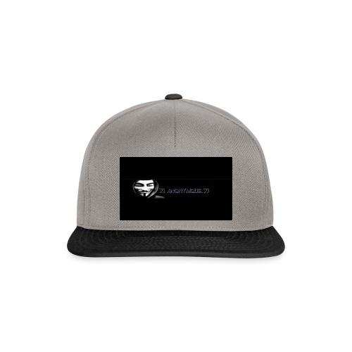 ix anonymous ix - Snapback Cap