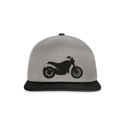 Scrambler's - Snapback Cap