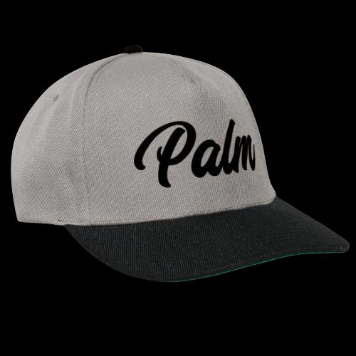 Palm Exclusive black - Snapback Cap