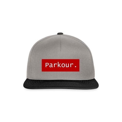 Parkour. - Snapback cap