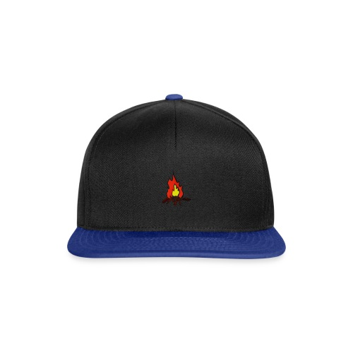 Fire color fuoco - Snapback Cap