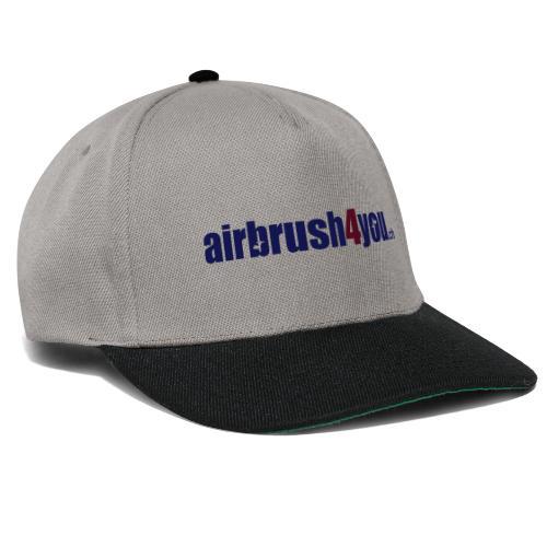 Airbrush4You.ch Airbrush Switzerland - Snapback Cap