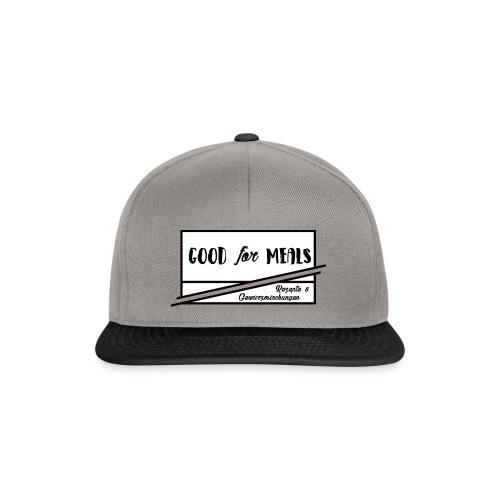 goodformeals - Snapback Cap