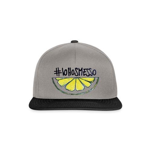 IoHoSmesso - Snapback Cap