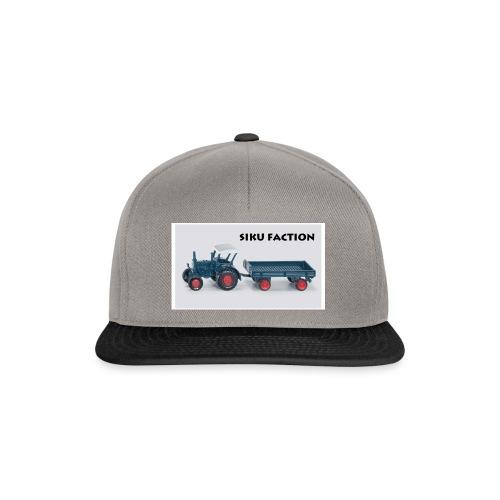 SikuFactionCap - Snapback Cap