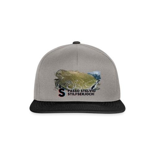 48 Haarnadelkurven - Snapback Cap