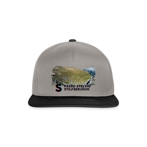 48 tornanti - Snapback Cap