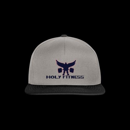 Logo 1 Holy fitness nouvelle génération - Casquette snapback