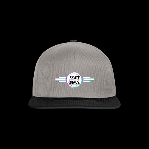 GLITCH SERIES - Snapback cap