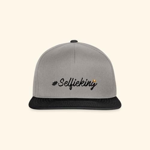 #Selfieking - Snapback cap