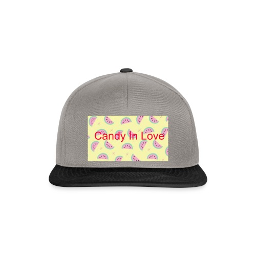 Merchandise Candy In Love - Snapback cap