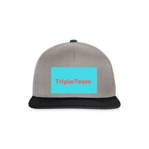 TripleTeam Logo - Snapback cap