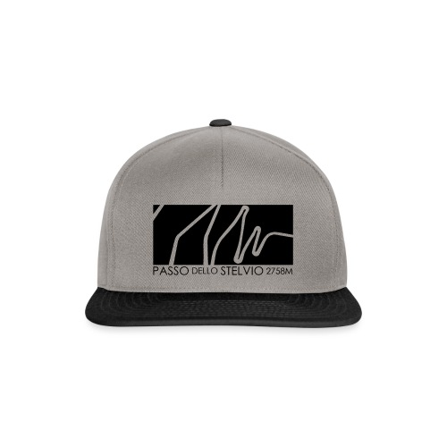 UPSIDE DOWN - Snapback Cap