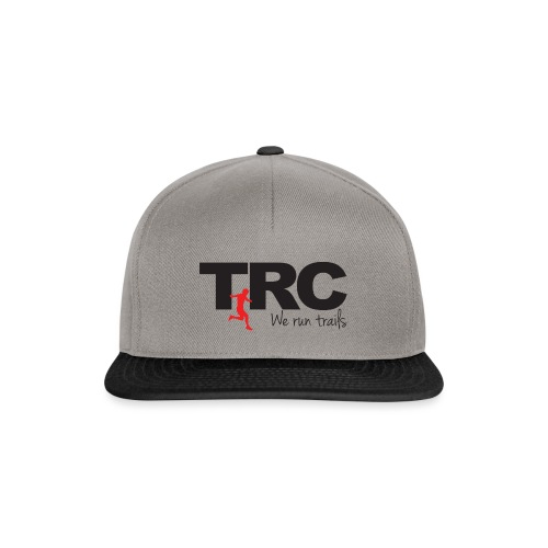Trailman Running Club Cotton Shirts - Snapback Cap