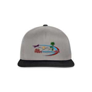 The Happy Wanderer Club - Snapback Cap