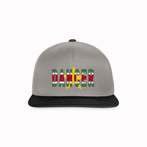 SURINAMESE DANCER - Snapback Cap