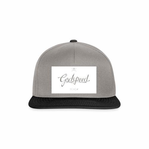 godspeed - Snapback Cap