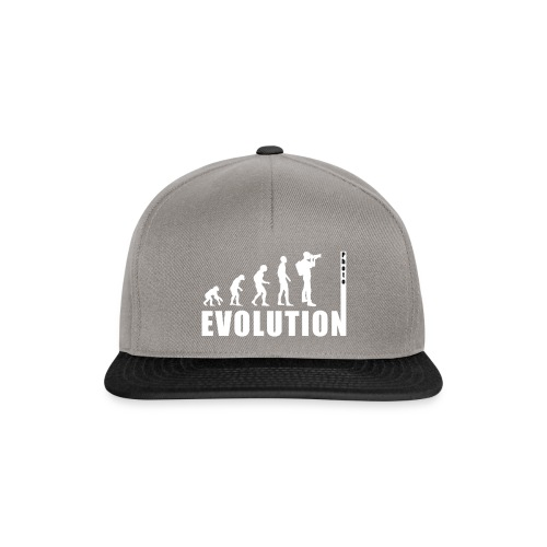 EVOLUTION PHOTOGRAPH - Snapback Cap