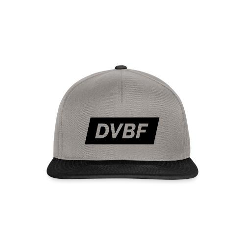 DVBF Svart - Snapbackkeps