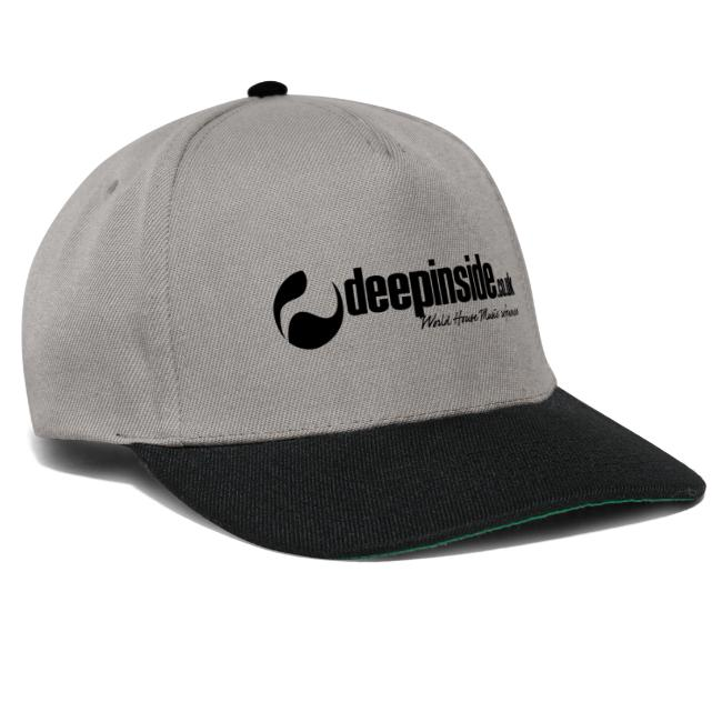 DEEPINSIDE World Reference logo black