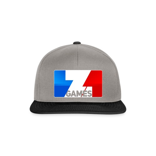 9815 2CZoominGames so MLG - Snapback Cap