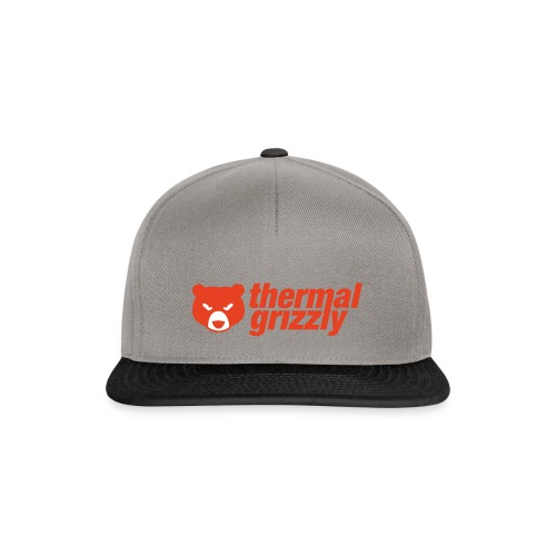 Thermal Grizzly Logo - Snapback Cap