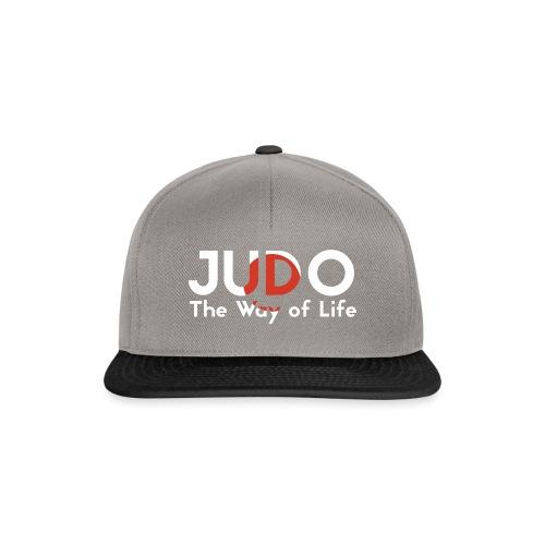 judo the way of life - Czapka typu snapback