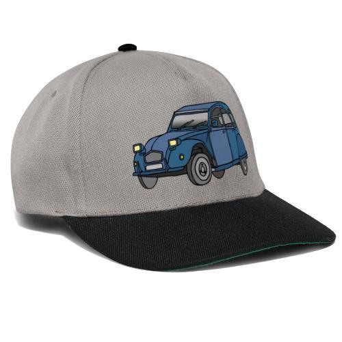 Blaue Ente 2CV - Snapback Cap