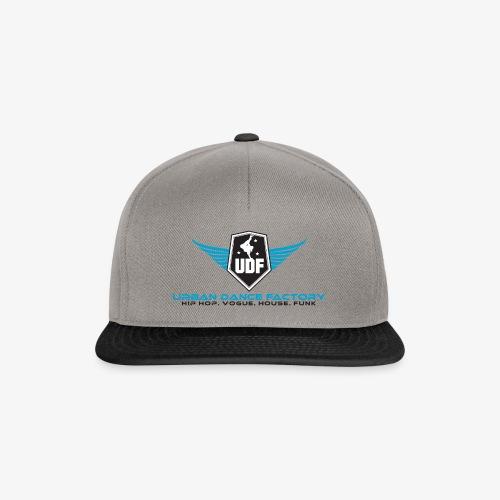 Logo UDF 2017 - Snapback Cap