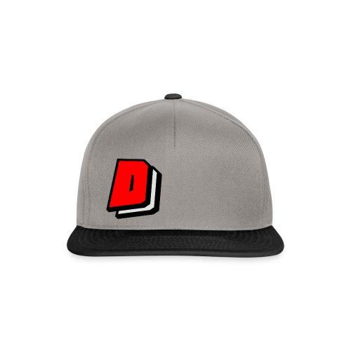 Dahl Dantill Logo - Snapback Cap