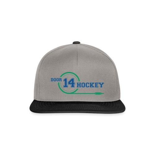 D14 HOCKEY LOGO - Snapback Cap