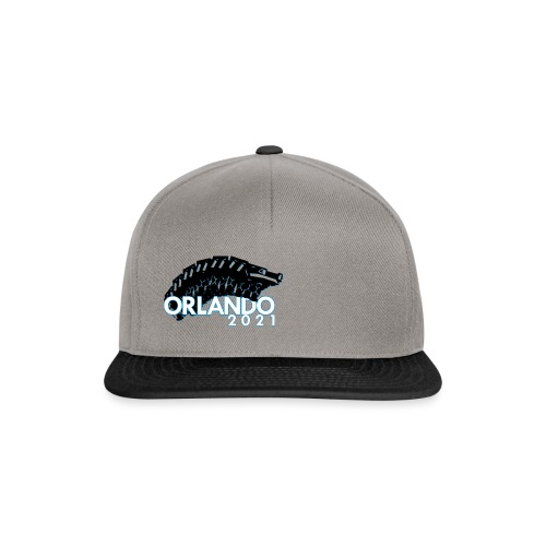 Orlando 2021 - Snapback Cap