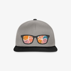 colour glasses - Czapka typu snapback