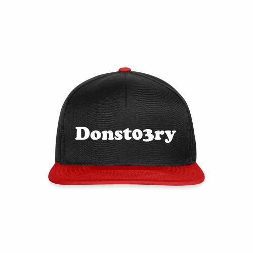 donst03ry name - Snapback Cap