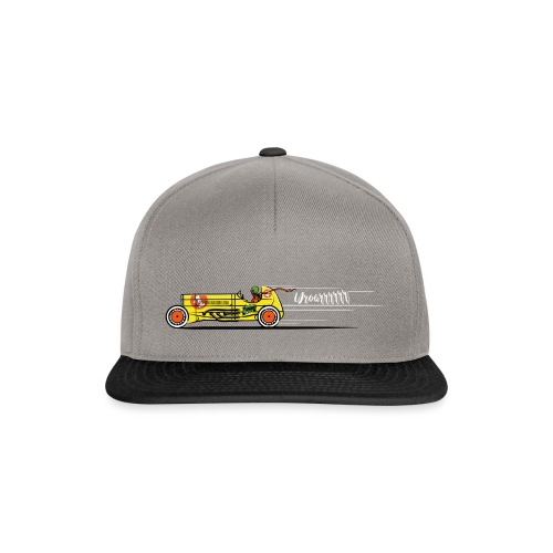 The Race - Snapback Cap