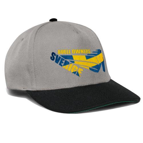 Buell Owners Sverige - Snapbackkeps