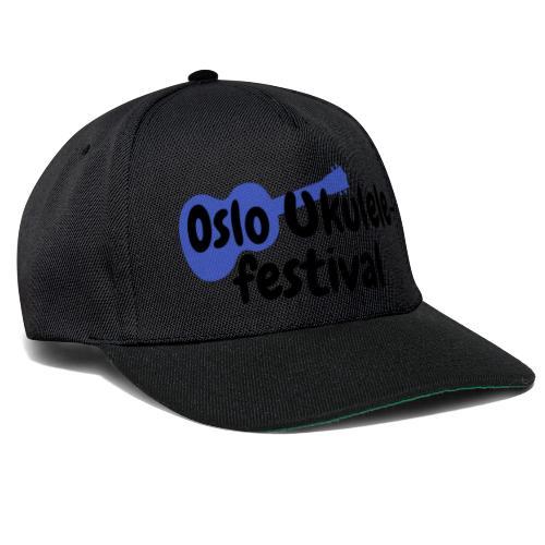 Oslo Ukulelefestival - Snapback-caps