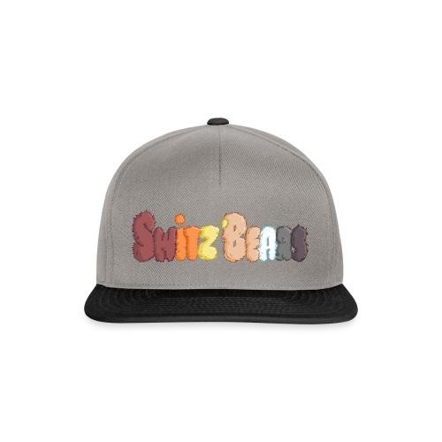 Switz'Bears logo lettre poilue - Casquette snapback