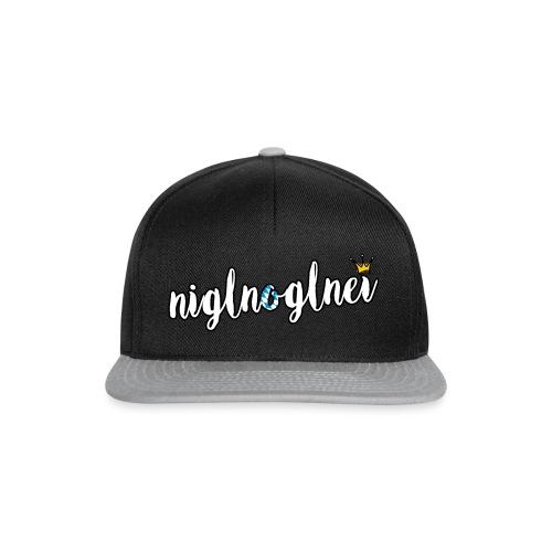 niglnoglnei png - Snapback Cap