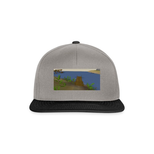 Fishing spot - Snapback cap