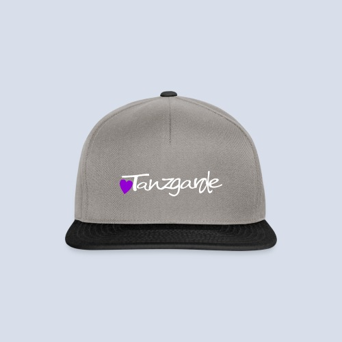 love Lila Tanzgarde weiß - Snapback Cap
