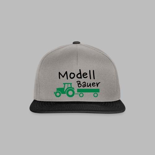 Modellbauer - Modell Bauer - Snapback Cap
