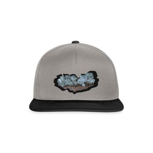 Halit-Kristallstufe - Snapback Cap