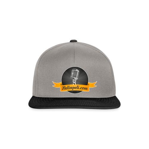 Nelinpelin logo - Snapback Cap