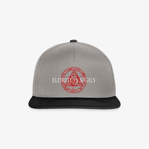 Eldritch Sigils - Snapback Cap