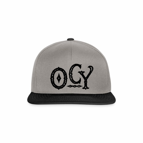 OCY - Snapback Cap