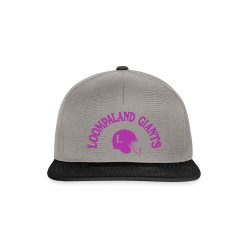 Willy Wonka heeft een team - Snapback cap