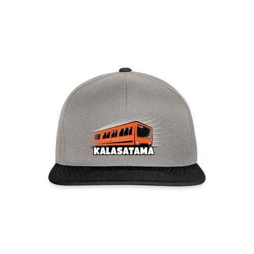 11- METRO KALASATAMA - HELSINKI - LAHJATUOTTEET - Snapback Cap